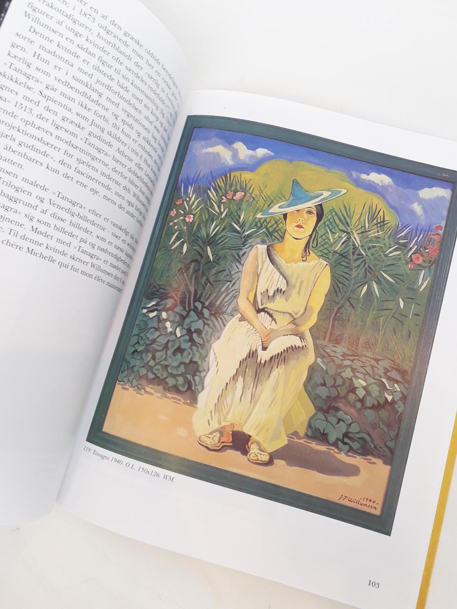 Bjerget Kvinden Selvet Willumsen Bøger