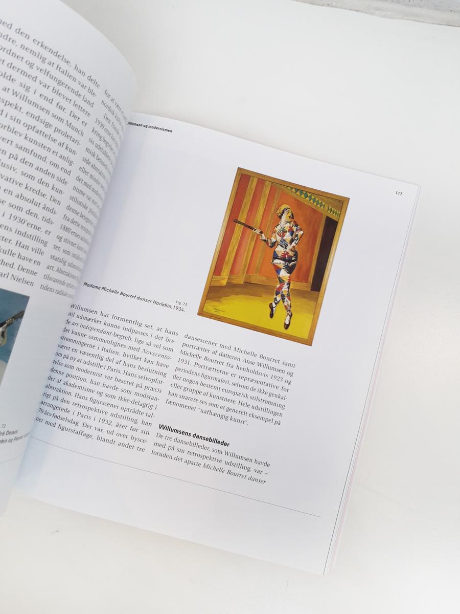 Willumsen i Europa Bøger opslag2