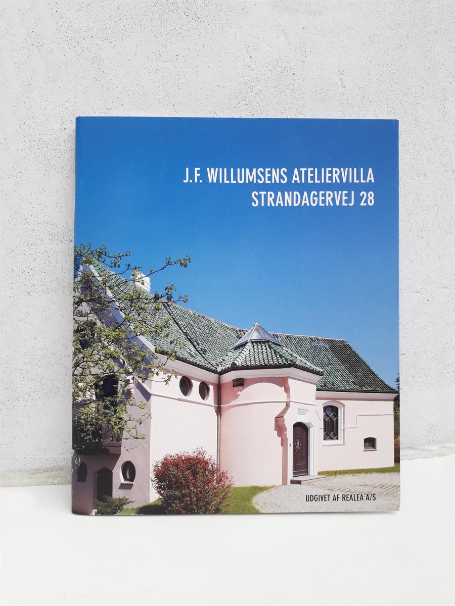 Willumsens Ateliervilla Bøger