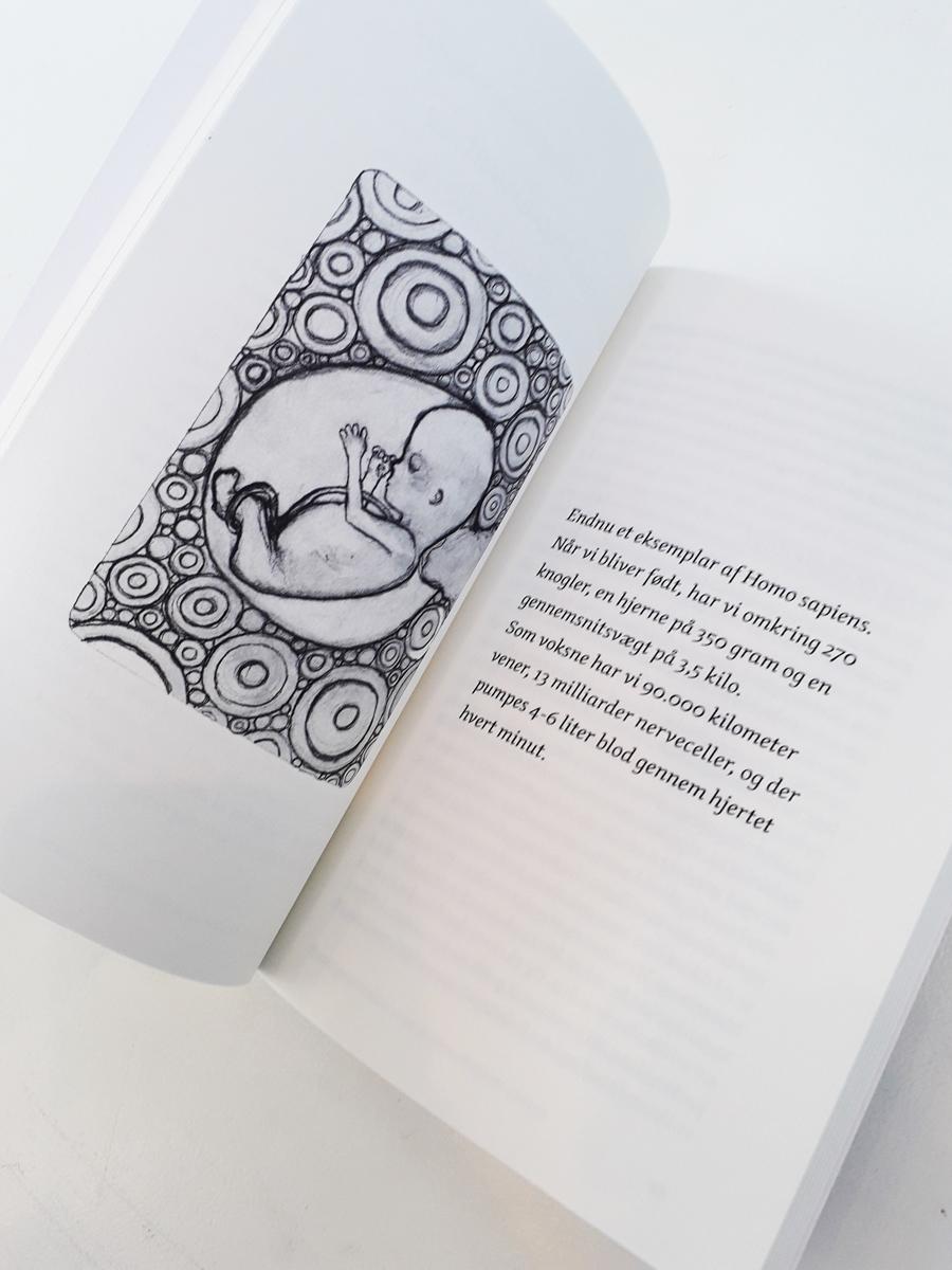 Meningen med livet Bøger Willumsens Museum opslag