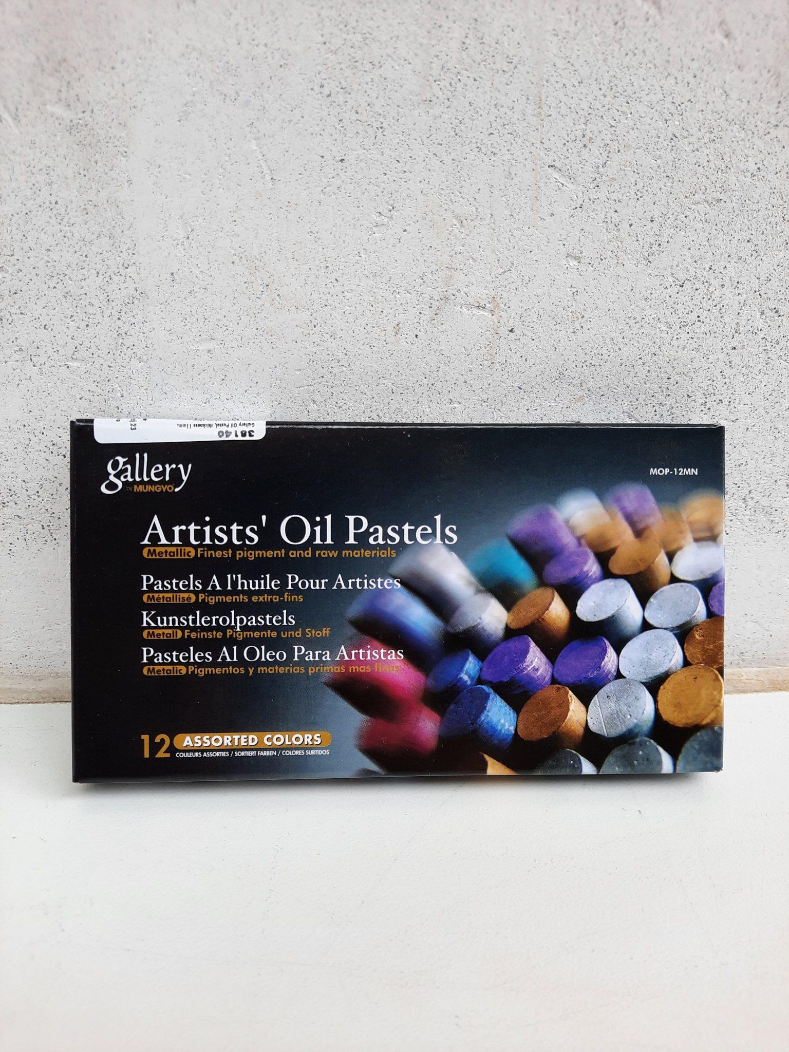 Artists' Oil Pastels