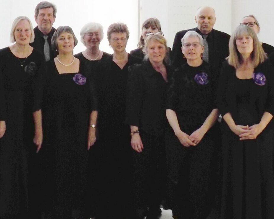 Julekoncert med VIVA kammerkor